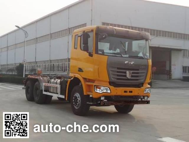 RJST Ruijiang WL5250ZXXSQR38 detachable body garbage truck