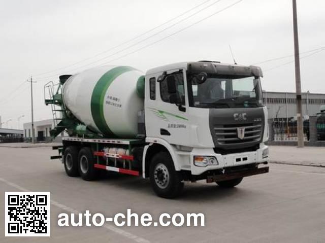 瑞江牌WL5251GJBSQR42混凝土搅拌运输车