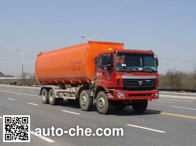 RJST Ruijiang WL5310GFLBJ44 low-density bulk powder transport tank truck