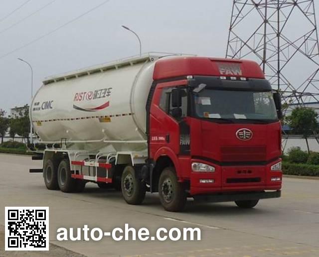 RJST Ruijiang WL5310GFLCA47 low-density bulk powder transport tank truck