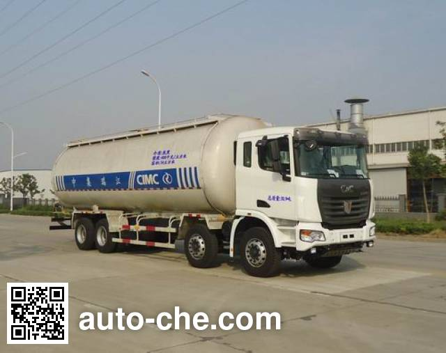 RJST Ruijiang WL5310GFLSQ45 low-density bulk powder transport tank truck