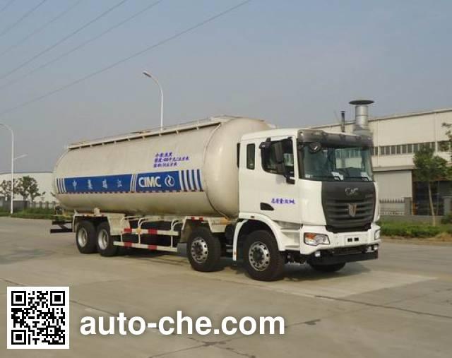RJST Ruijiang WL5310GFLSQ45 low-density bulk powder transport tank truck