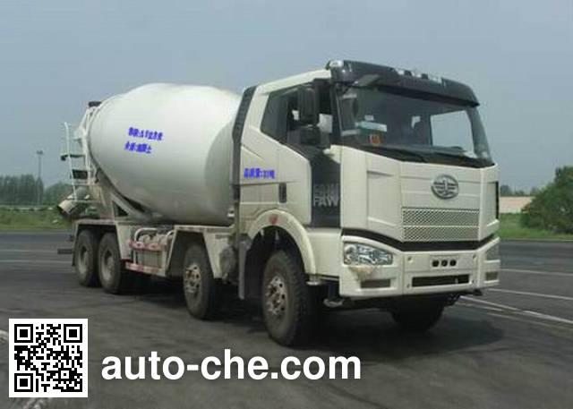 瑞江牌WL5310GJBCA36混凝土搅拌运输车