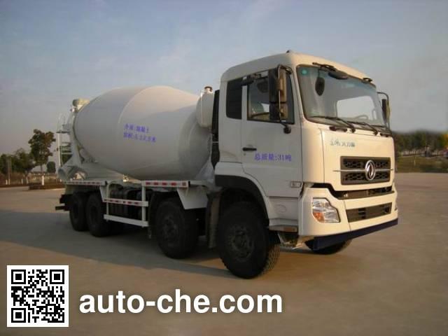 瑞江牌WL5310GJBDF34混凝土搅拌运输车