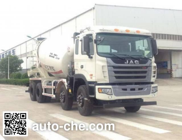 瑞江牌WL5310GJBHFC35混凝土搅拌运输车