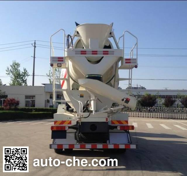 瑞江牌WL5310GJBSQR25混凝土搅拌运输车
