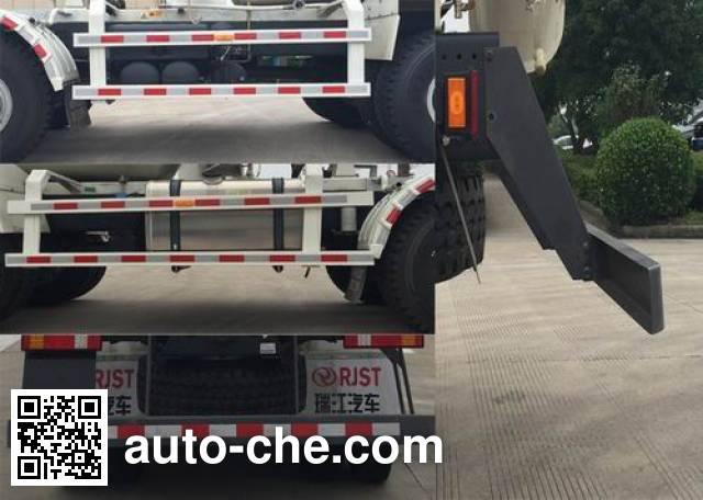 瑞江牌WL5310GJBSQR35混凝土搅拌运输车