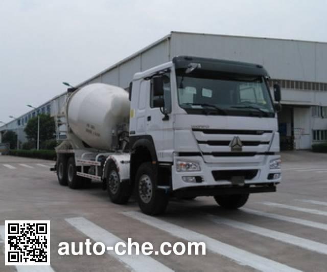 瑞江牌WL5310GJBZZ38混凝土搅拌运输车