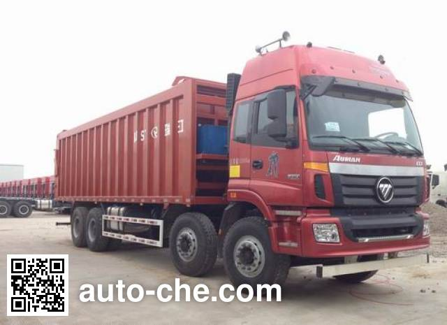 RJST Ruijiang WL5310ZLJBJ47 garbage truck