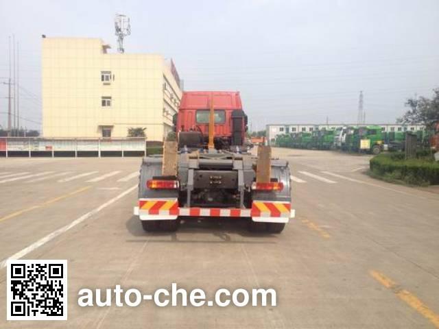 RJST Ruijiang WL5310ZXXBJ43 detachable body garbage truck