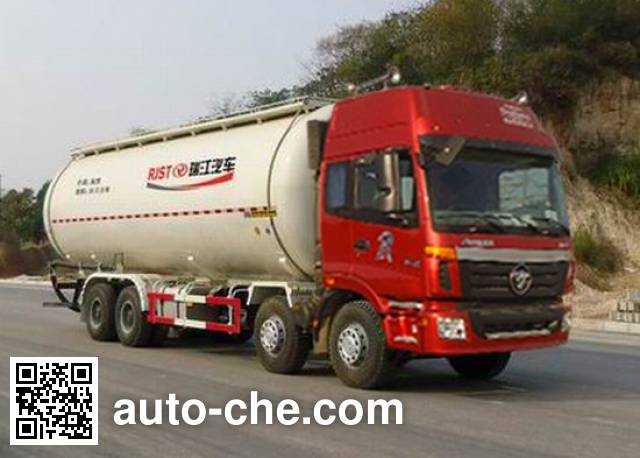 RJST Ruijiang WL5311GFLBJ47 low-density bulk powder transport tank truck