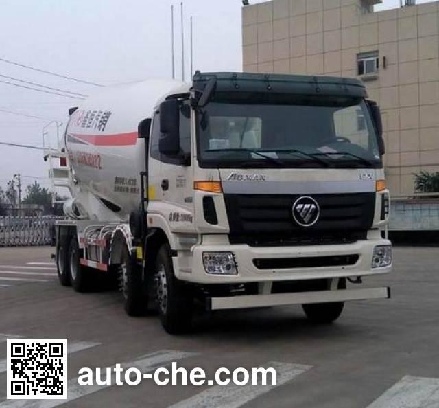 RJST Ruijiang WL5311GJBBJ39 concrete mixer truck