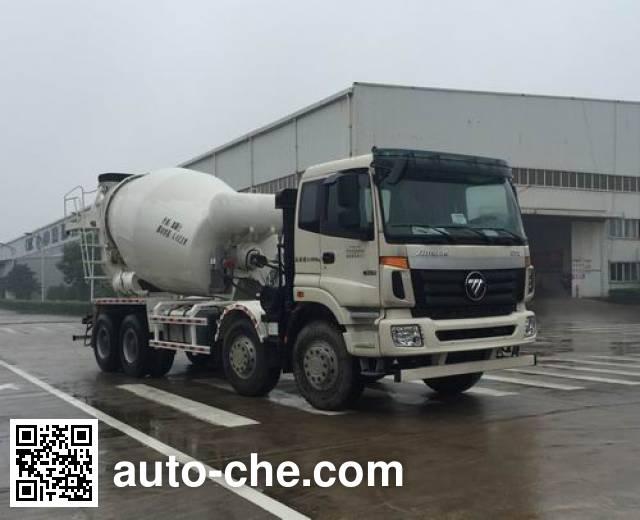 瑞江牌WL5311GJBBJ39混凝土搅拌运输车