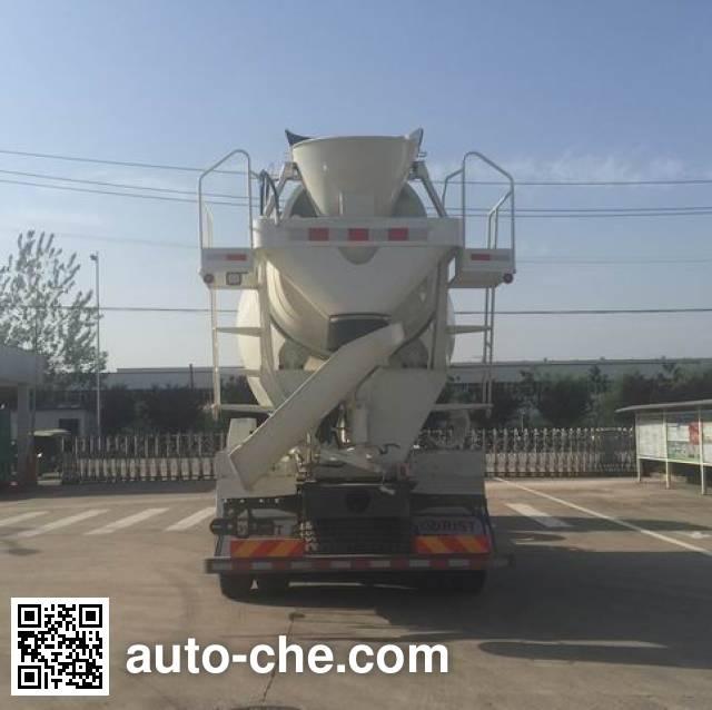 瑞江牌WL5311GJBZZ36混凝土搅拌运输车