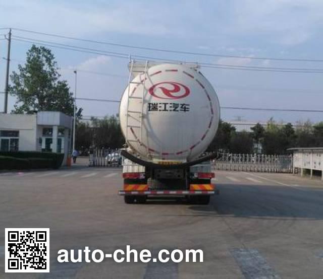 瑞江牌WL5312GFLZZ46低密度粉粒物料运输车