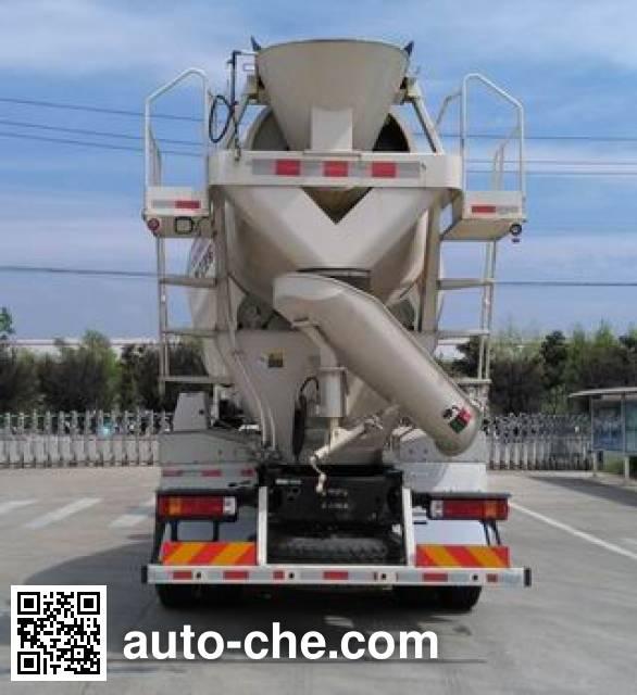 瑞江牌WL5312GJBBJ39混凝土搅拌运输车