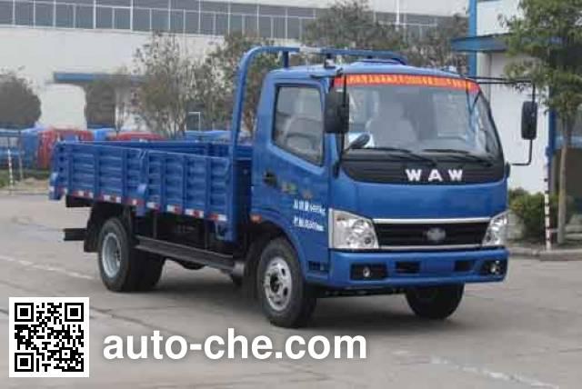 五征牌WL5820D2自卸低速货车