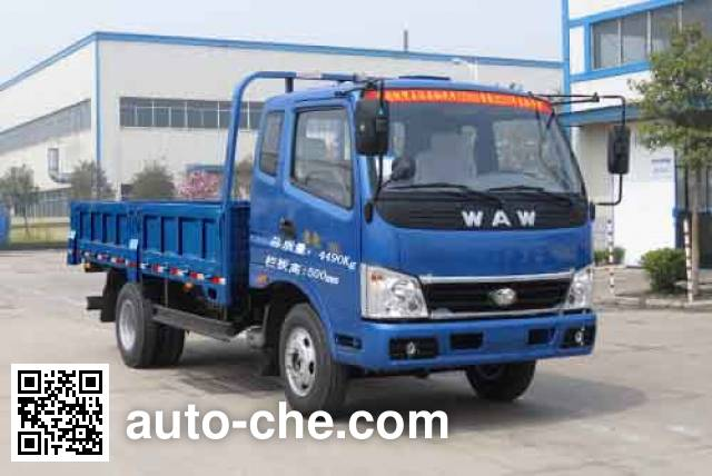 Wuzheng WAW WL5820PD7 low-speed dump truck
