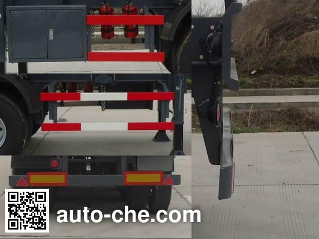 RJST Ruijiang WL9400GFW corrosive materials transport tank trailer
