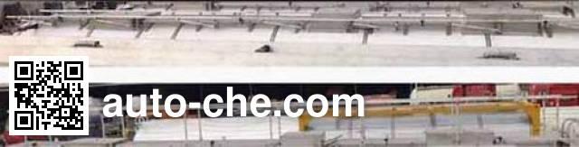 RJST Ruijiang WL9400GFWA corrosive materials transport tank trailer