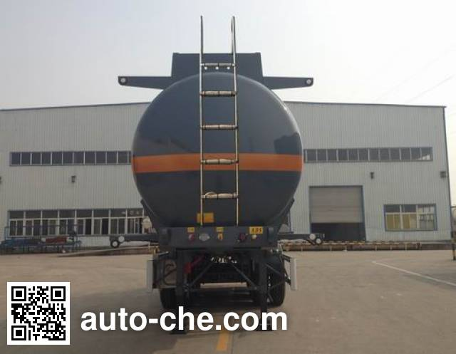 RJST Ruijiang WL9400GFWB corrosive materials transport tank trailer