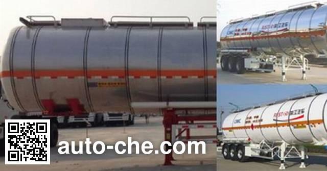 RJST Ruijiang WL9400GRYB flammable liquid tank trailer