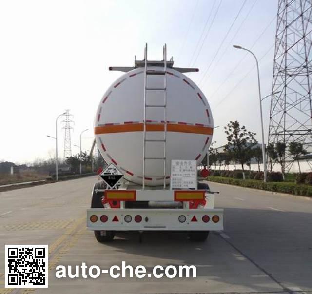 瑞江牌WL9401GFW腐蚀性物品罐式运输半挂车