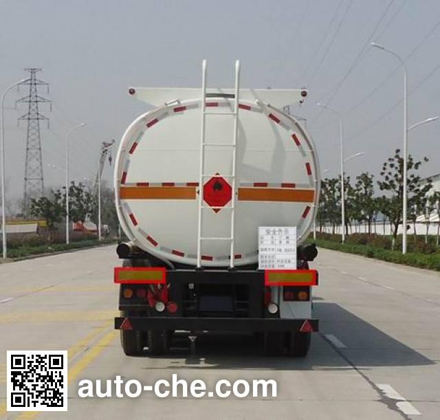 RJST Ruijiang WL9401GRY flammable liquid tank trailer