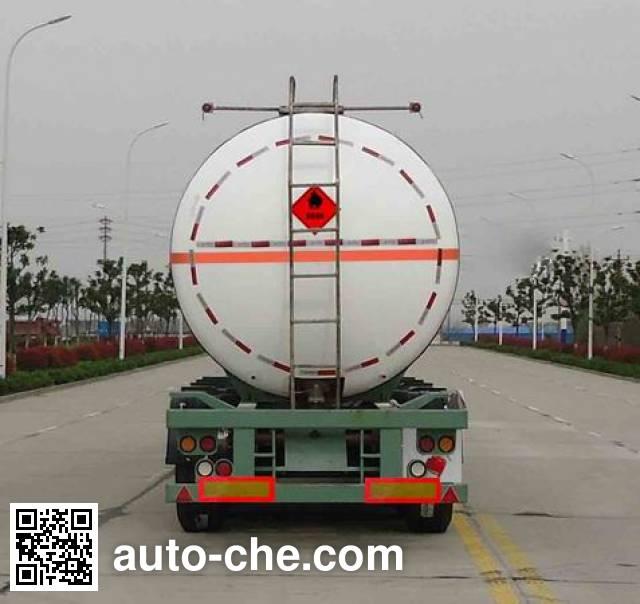RJST Ruijiang WL9401GRYC flammable liquid tank trailer