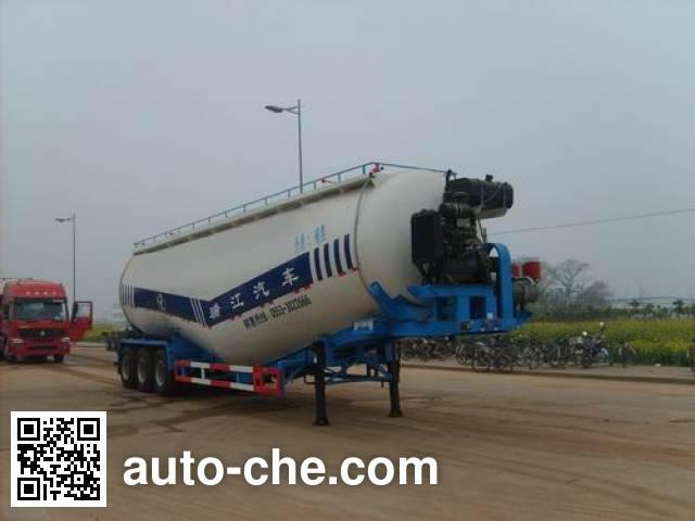 RJST Ruijiang WL9402GFL bulk powder trailer