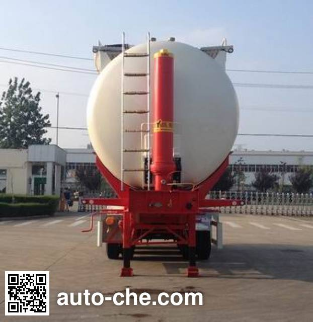 RJST Ruijiang WL9402GFLA medium density bulk powder transport trailer