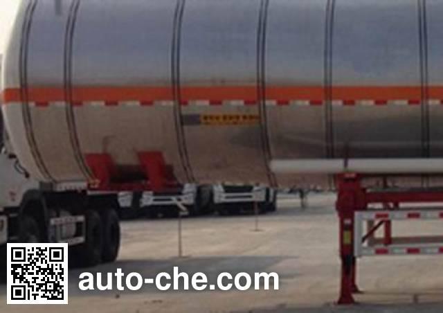 RJST Ruijiang WL9402GFWB corrosive materials transport tank trailer