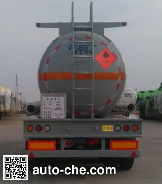 RJST Ruijiang WL9402GRYA flammable liquid tank trailer