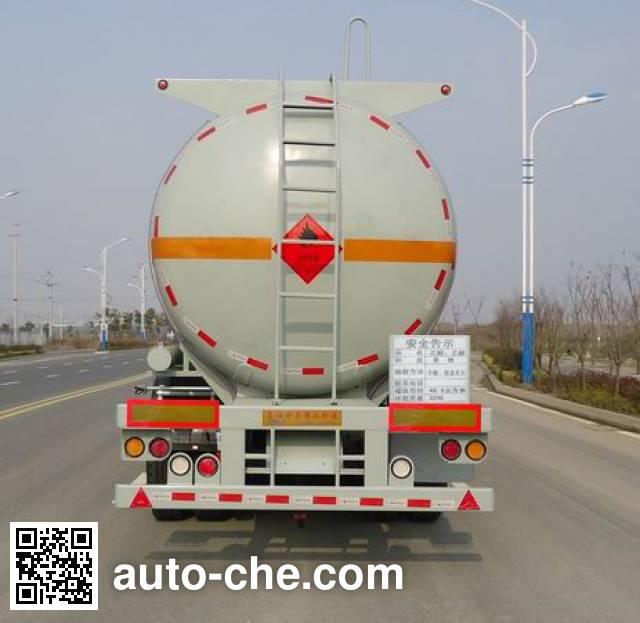 RJST Ruijiang WL9404GRY flammable liquid tank trailer