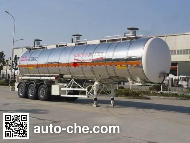 RJST Ruijiang WL9404GRYA flammable liquid tank trailer