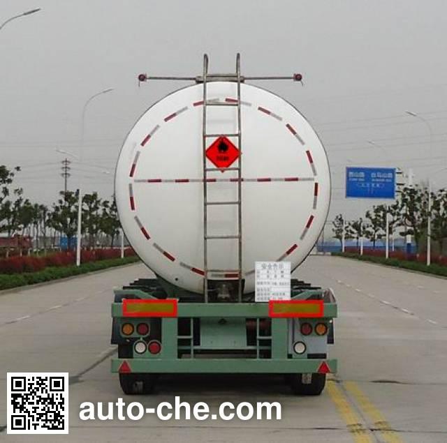 RJST Ruijiang WL9405GRY flammable liquid tank trailer