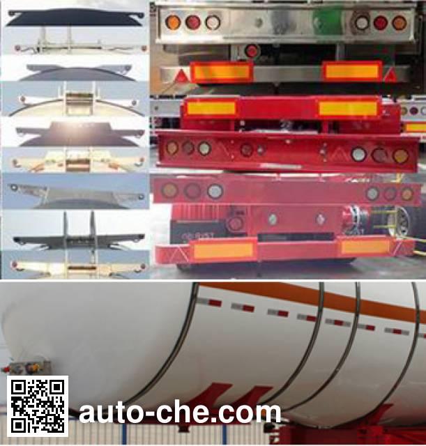 RJST Ruijiang WL9405GRYB flammable liquid tank trailer