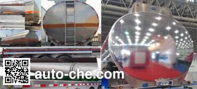 RJST Ruijiang WL9405GYY aluminium oil tank trailer