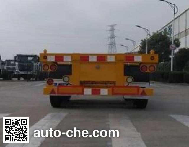RJST Ruijiang WL9405TJZA container transport trailer