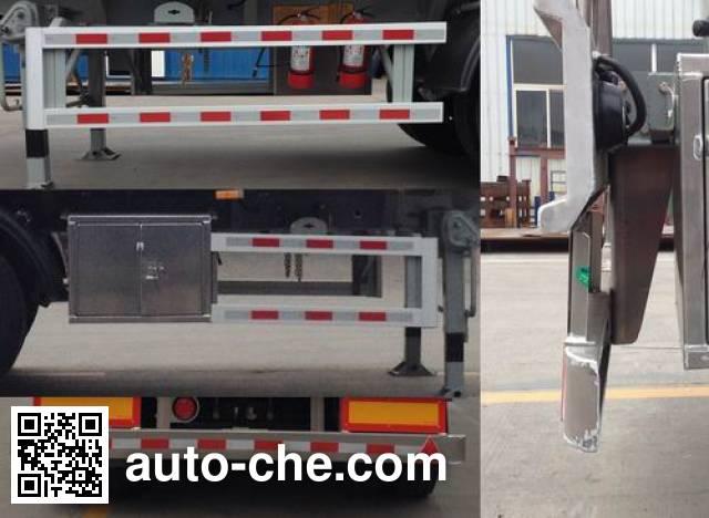 RJST Ruijiang WL9406GRYA flammable liquid tank trailer