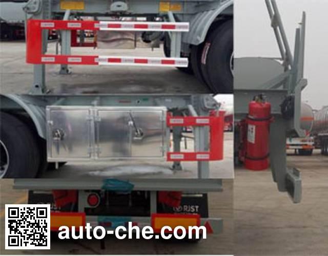 RJST Ruijiang WL9406GRYC flammable liquid tank trailer