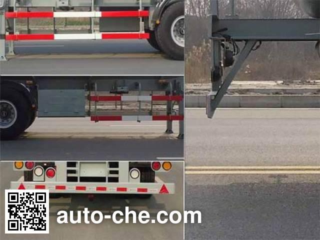 RJST Ruijiang WL9406GRYE flammable liquid tank trailer