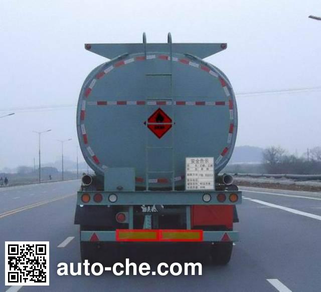 RJST Ruijiang WL9407GRY flammable liquid tank trailer