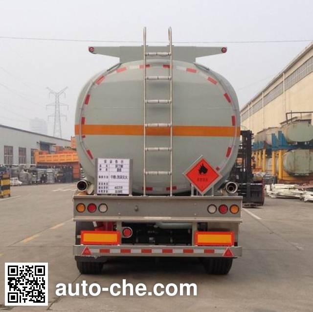 RJST Ruijiang WL9407GRYA flammable liquid tank trailer