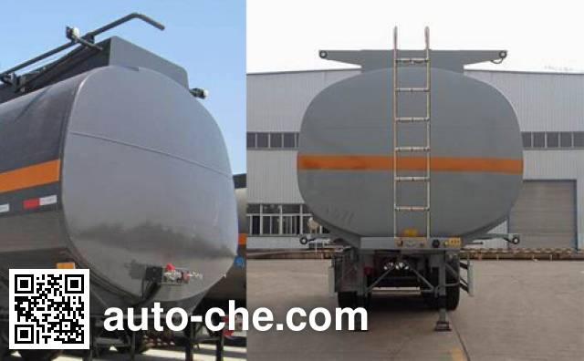 RJST Ruijiang WL9407GRYB flammable liquid tank trailer