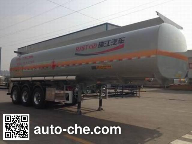 RJST Ruijiang WL9407GRYD flammable liquid tank trailer