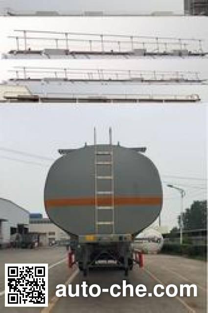RJST Ruijiang WL9407GRYF flammable liquid tank trailer
