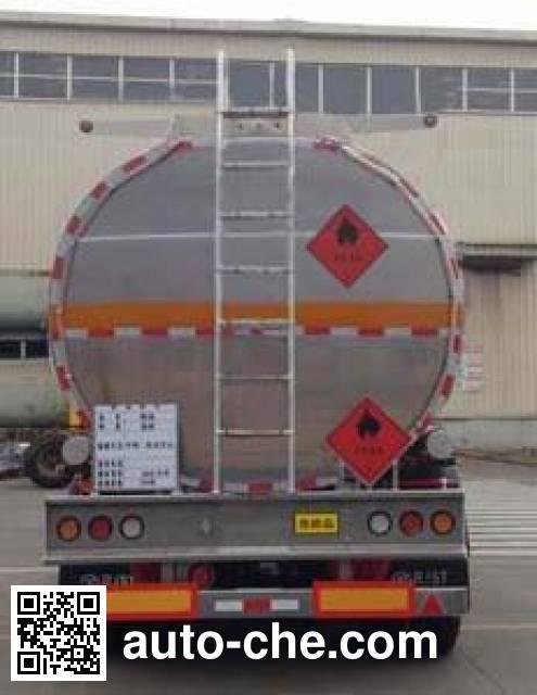 RJST Ruijiang WL9407GYYC aluminium oil tank trailer
