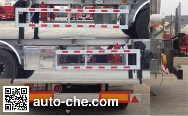 RJST Ruijiang WL9407GYYD aluminium oil tank trailer