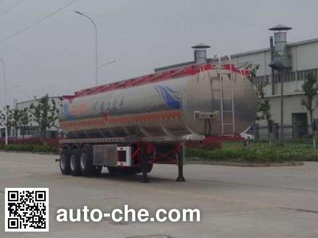 RJST Ruijiang WL9407GYYE aluminium oil tank trailer